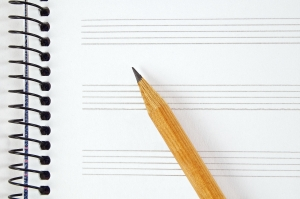 manuscript pad