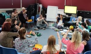 Music Course June 28th '13 Brighton