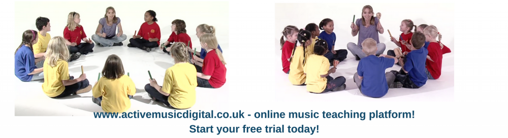 Active Music Digital – Online Music Teaching Platform for KS 1 & 2